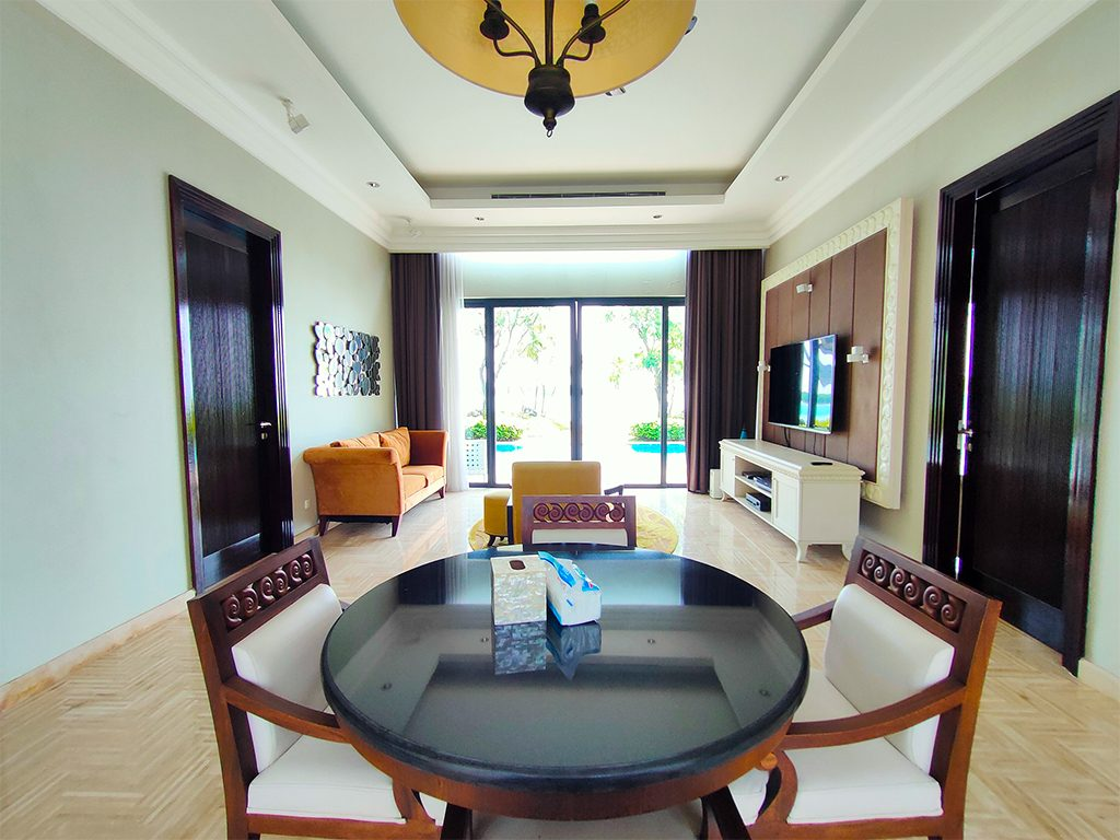 villa pulau h / pulau tengah